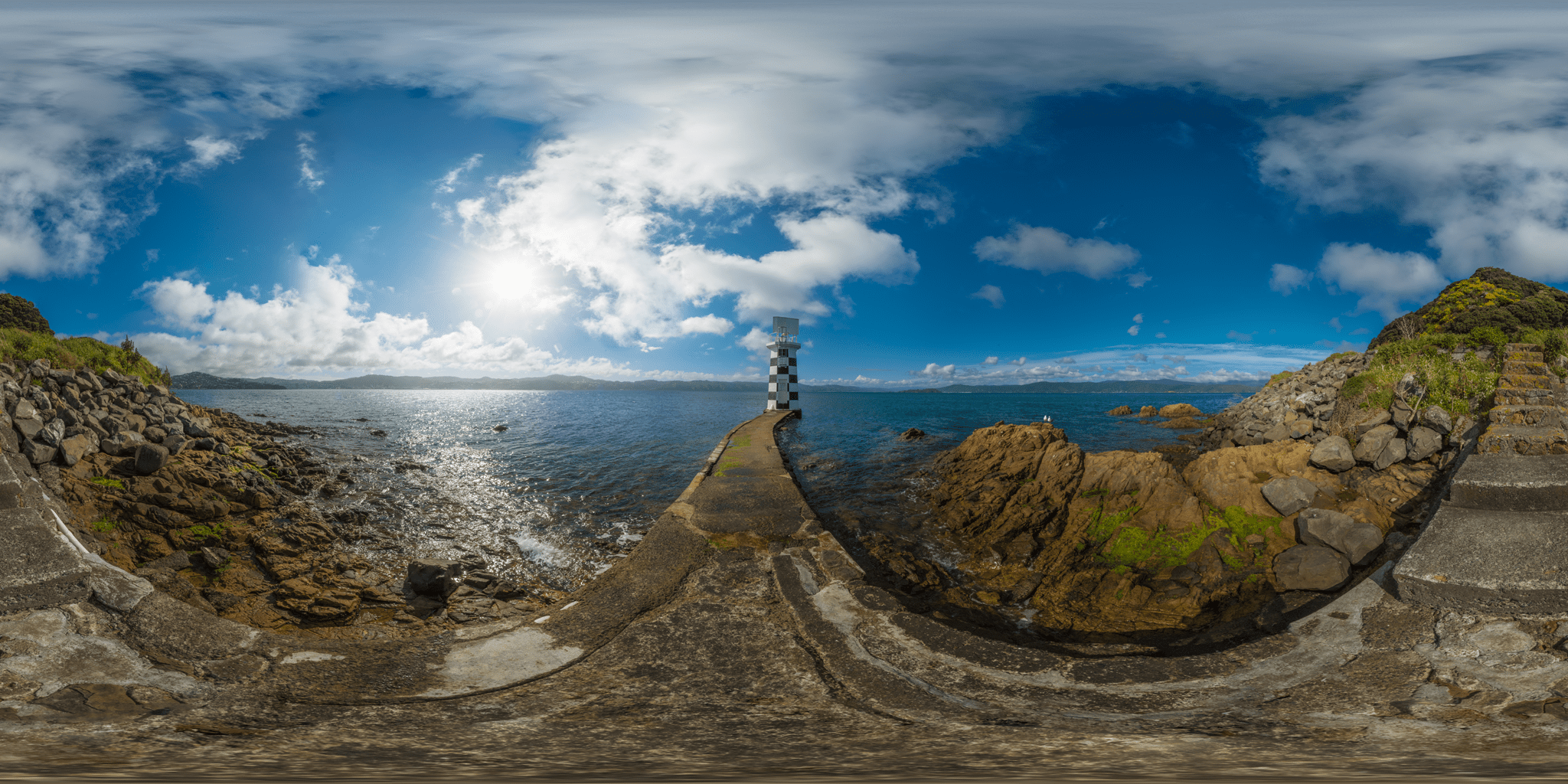 Point Halswell Lighthouse